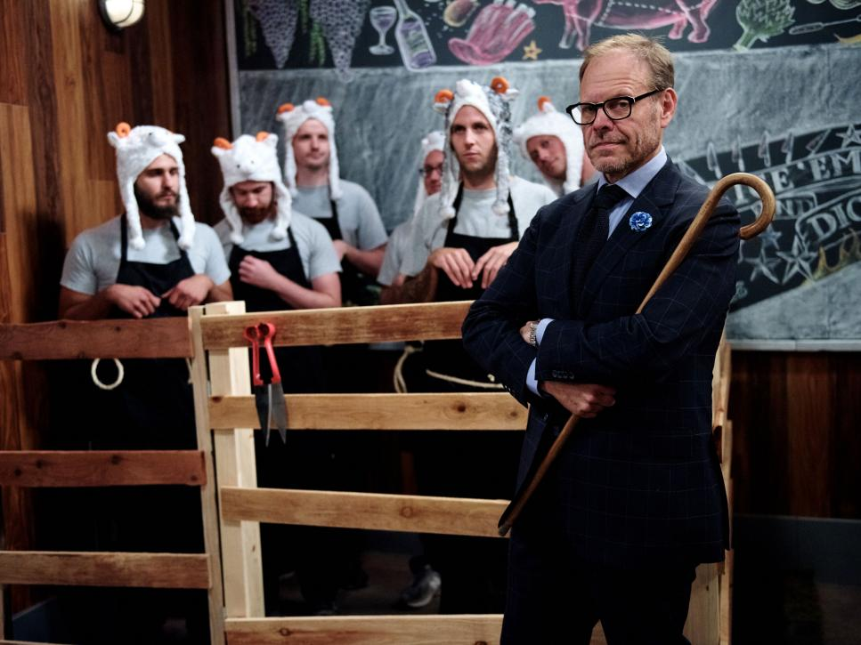 all the times the bobs stole the show on cutthroat kitchen - Cutthroat Kitchen