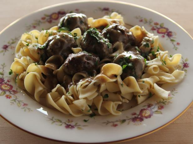Food Network Recipes Swedish Meatballs
