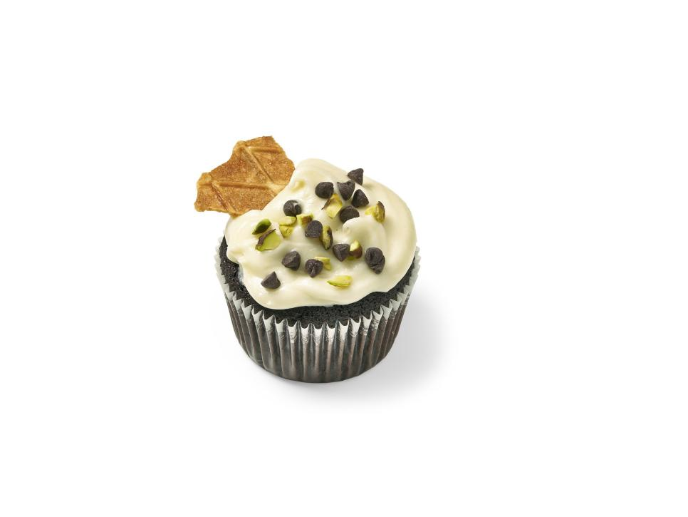 Food Network Cannoli Cupcakes