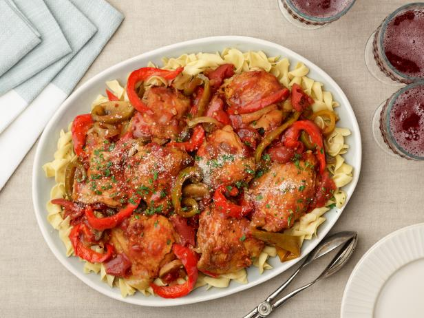 Chicken Cacciatore Recipe Food Network