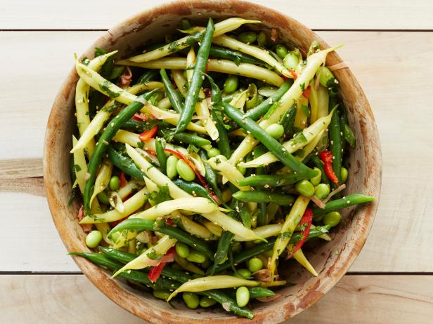 Asian Three-Bean Salad