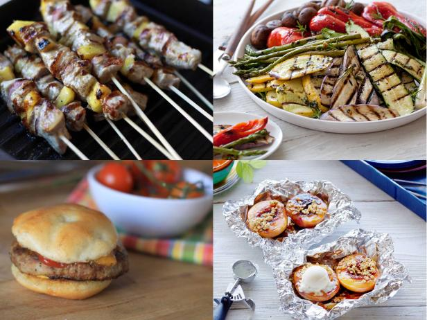 How to Make a Complete Kid-Friendly Meal on the Grill