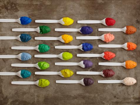 Color Your Cupcakes: A Food Coloring Guide
