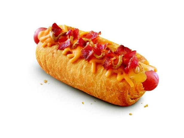 Sonic Dresses Up the Hot Dog by Putting It in a Flaky Croissant
