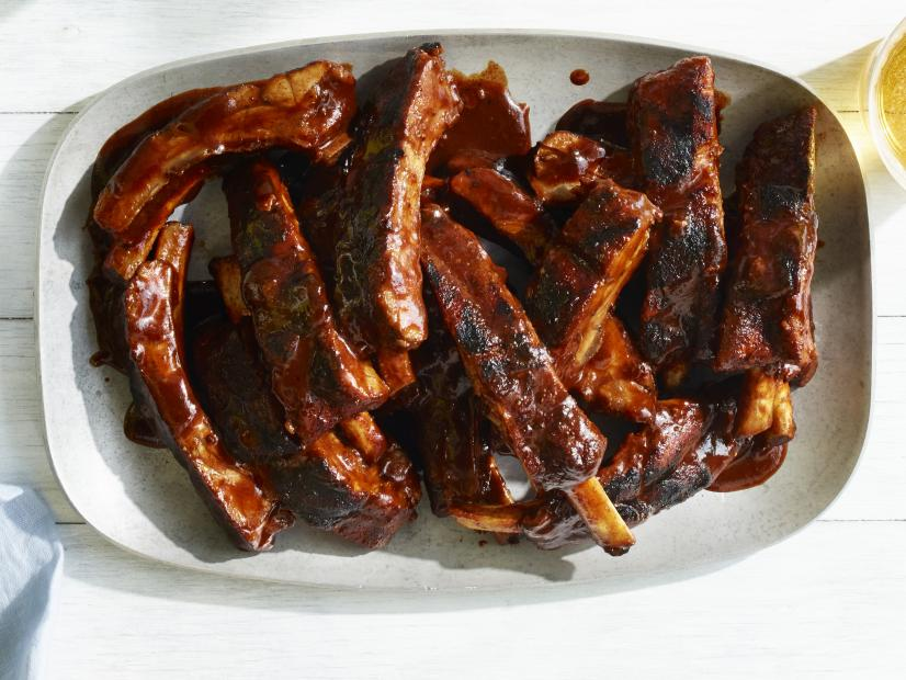 Best barbecue ribs ever recipe katie lee food network - Ribs on the grill recipe ...