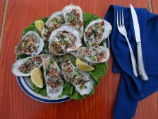 Craving fresh seafood? Follow Curtis Stone's lead and head to Rudee's, which serves oysters, soft-shell crabs and other delights straight from the Chesapeake Bay. Curtis raves about the Oysters Rockefeller, which are finished with a decadent topping made extra rich by the addition of cream cheese.