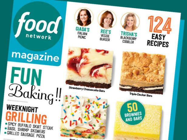 food network magazine september 2015 recipe index food network