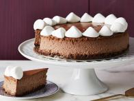 Hot Chocolate Cheesecake