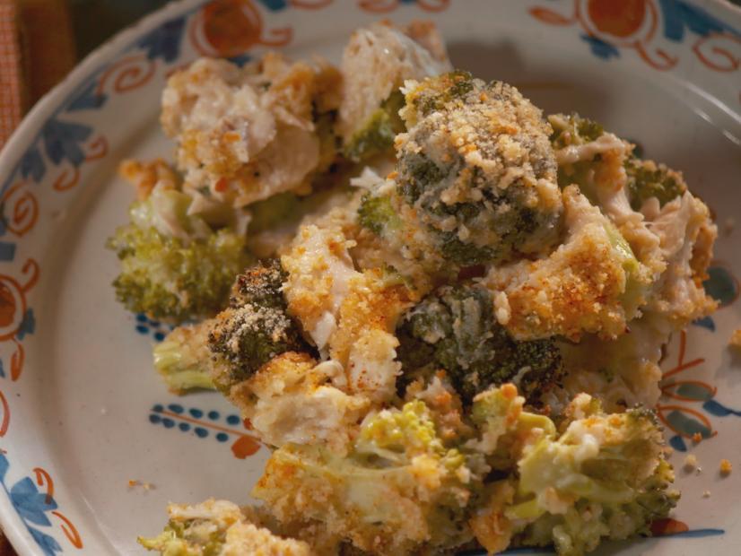 Chicken Divan Casserole Recipe Nancy Fuller Food Network
