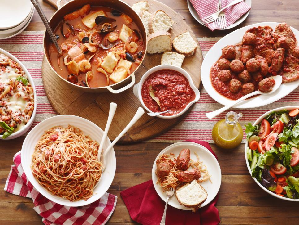 Italian Festival Food Recipes And Traditions