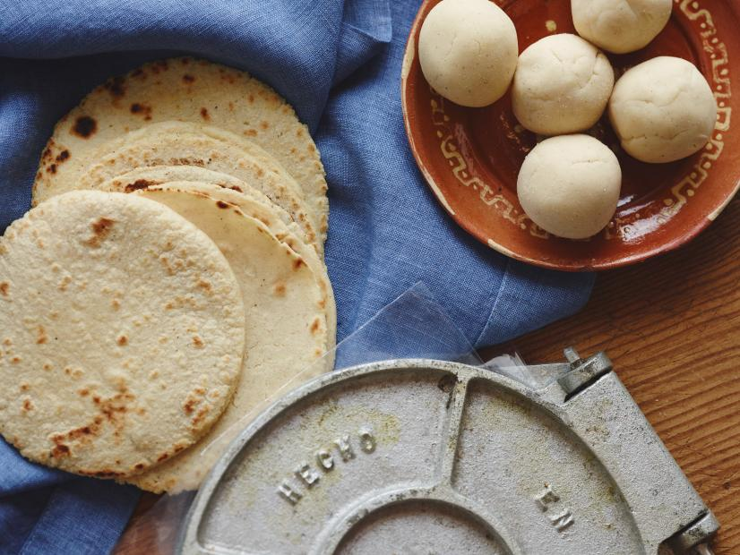 Corn Tortillas Recipe Tyler Florence Food Network
