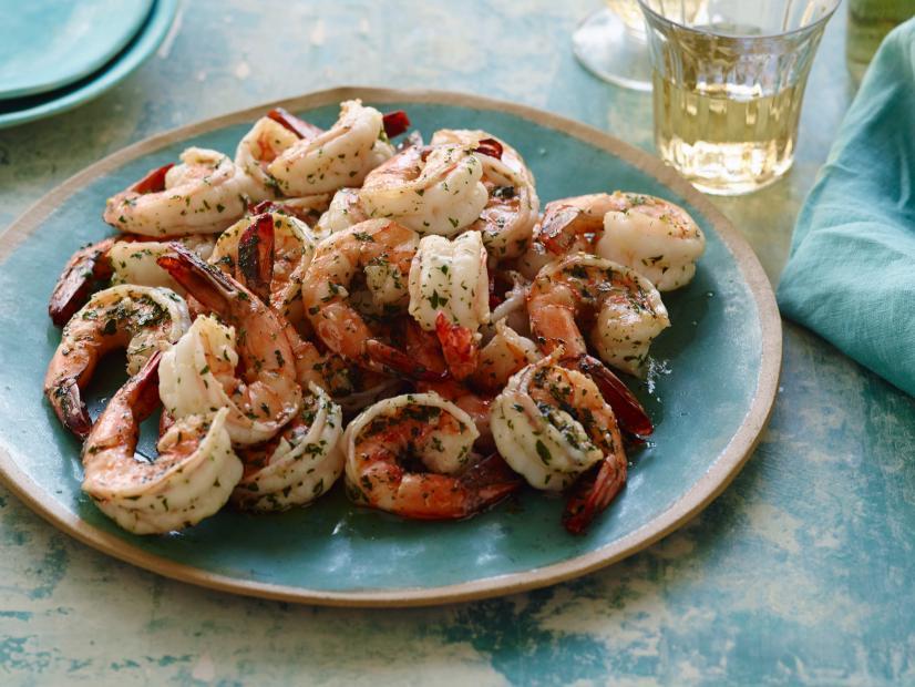Sauteed Shrimp Recipe Tyler Florence Food Network