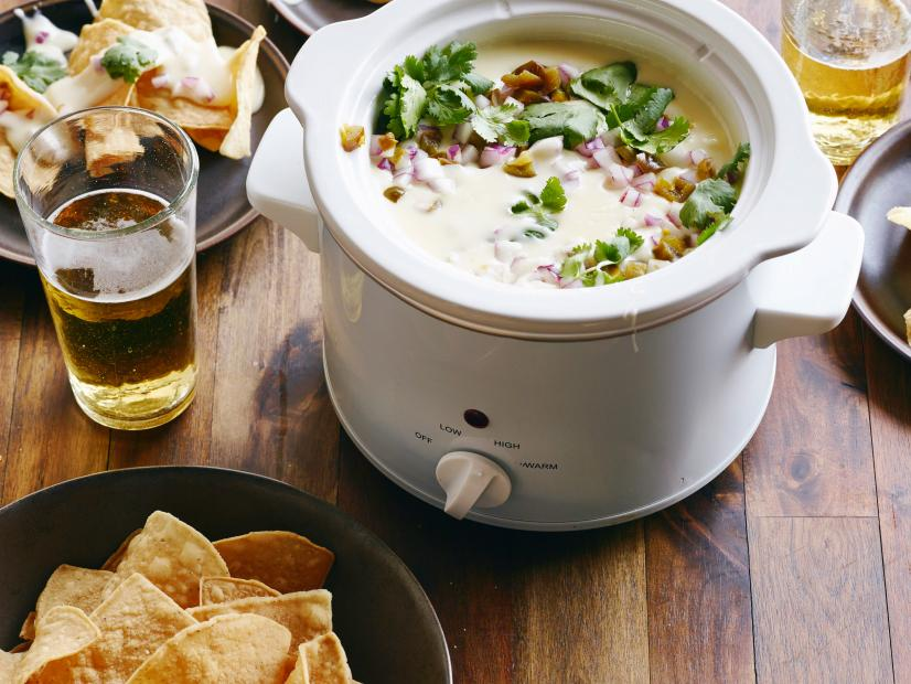 Queso Dip Recipe Food Network Kitchen Food Network