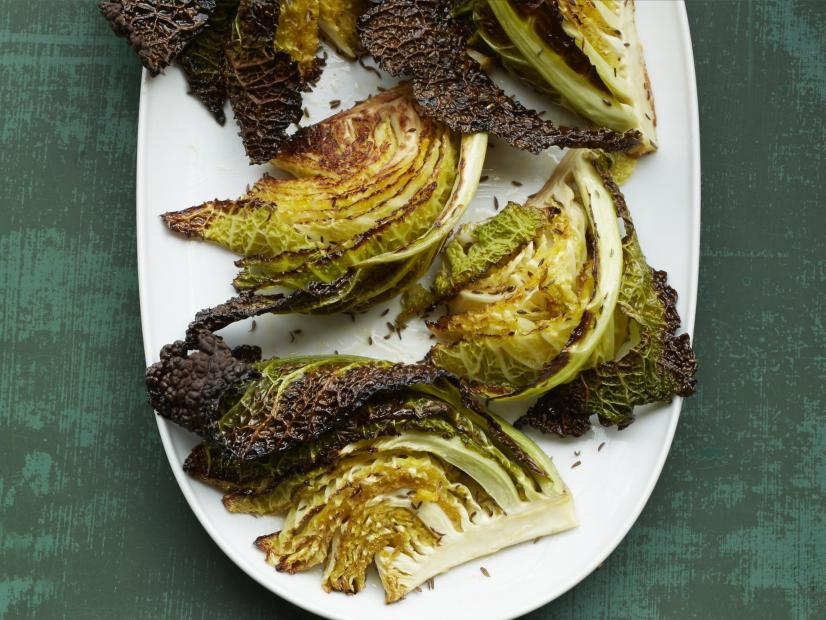 Charred Caraway Cabbage Recipe Food Network Kitchen Food Network