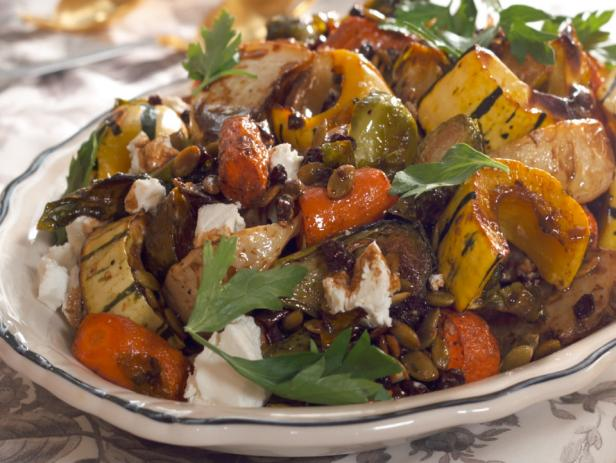 Roasted Root Vegetables Food Network