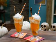 Candy Corn Float