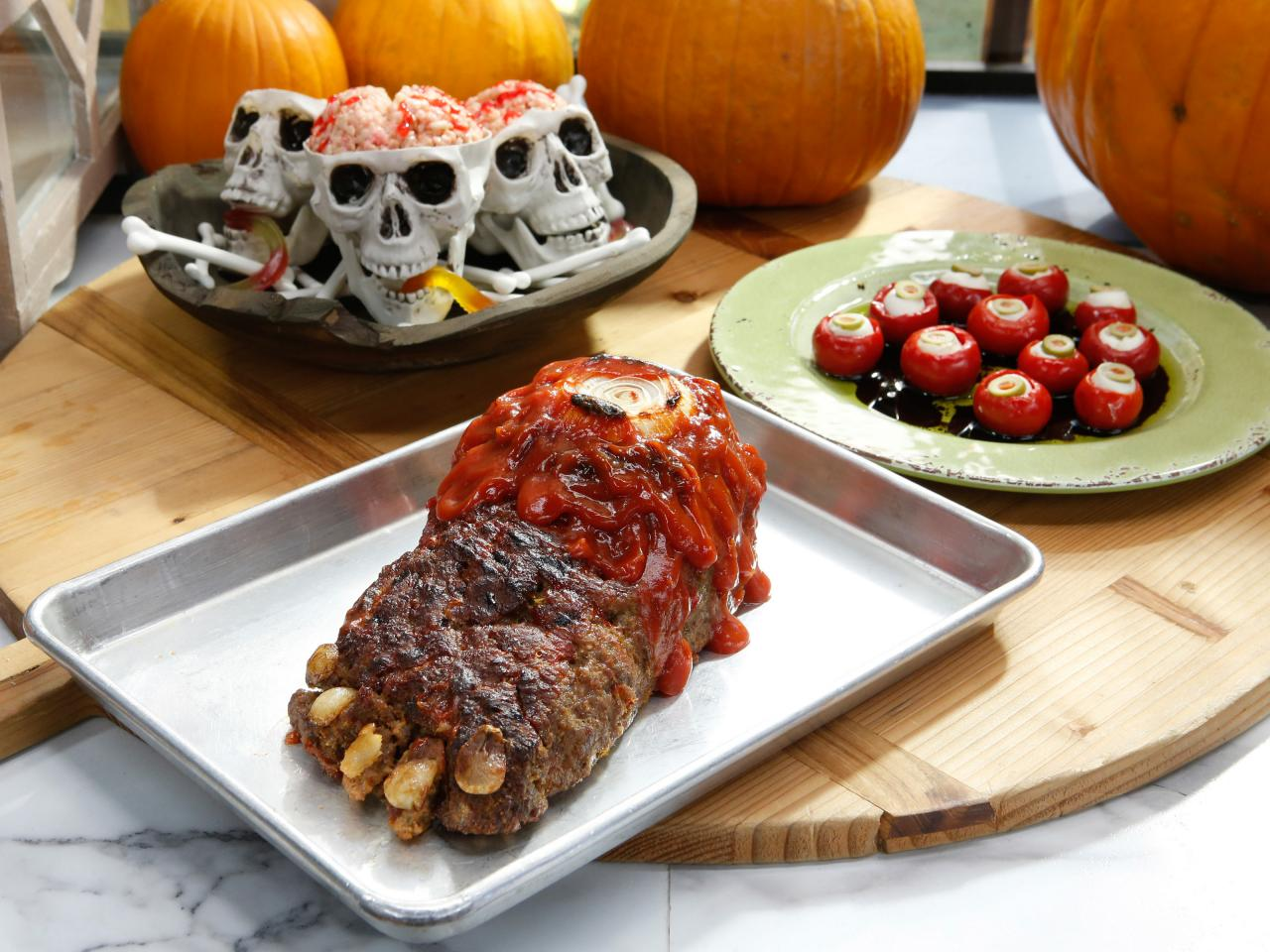 Halloween: Party Food Crafts | The Kitchen: Food Network | Food ...