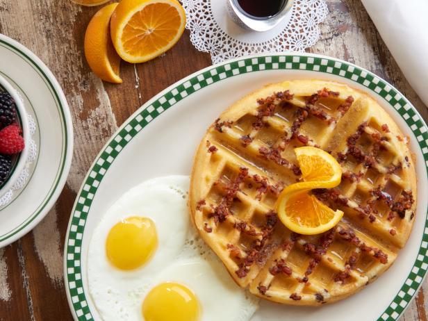 Magnolia pancake haus restaurants food network food for Furniture haus san antonio
