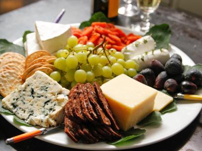 All American Cheese Board Recipe Ina Garten Food Network