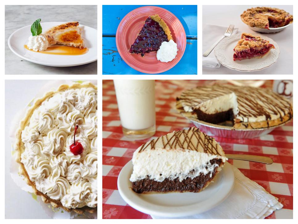 50 States of Pie : Food Network | Restaurants : Food Network