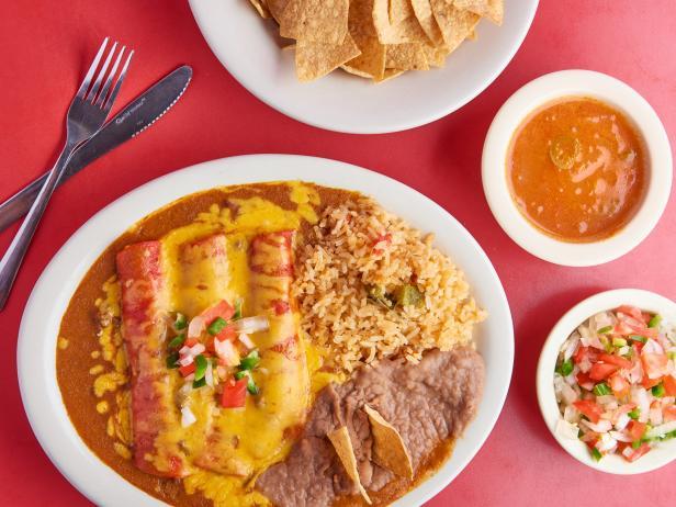 Food Network San Antonio Mexican