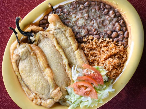 Perea S New Mexican Restaurants Food Network Food Network