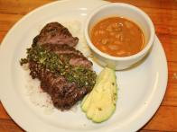 Churrasco Steak with Chimichurri