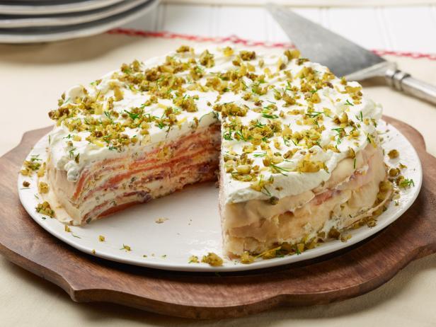 Crepe Cake Recipe Food Network