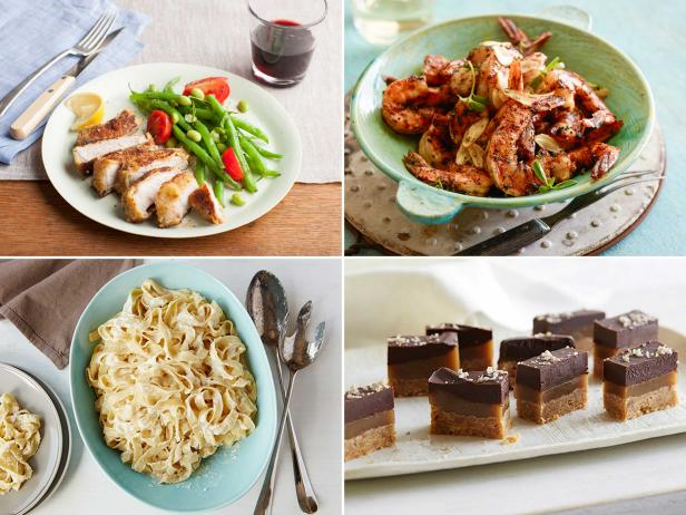 Recipes You Can Count On: Bobby's and Giada's Best Plates