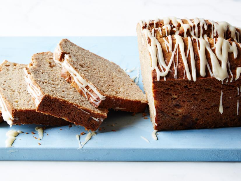 Brown butter banana bread recipe food network kitchen food network forumfinder Image collections