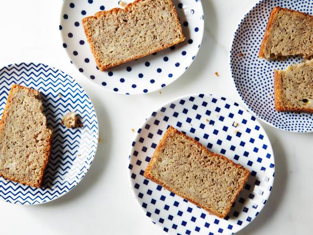 Gluten free banana bread recipe food network kitchen food network gluten free banana bread forumfinder Image collections