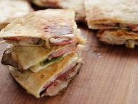 Rib-Eye Quesadillas