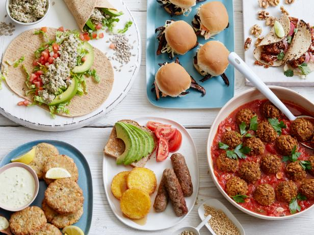 healthy vegetarian vegan recipes food network healthy comfort food recipe makeovers food. Black Bedroom Furniture Sets. Home Design Ideas