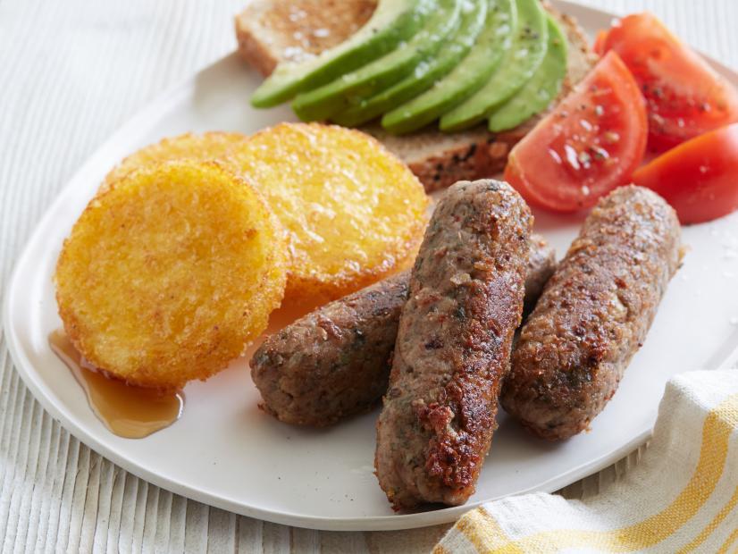 Vegan Pinto Bean Breakfast Sausage