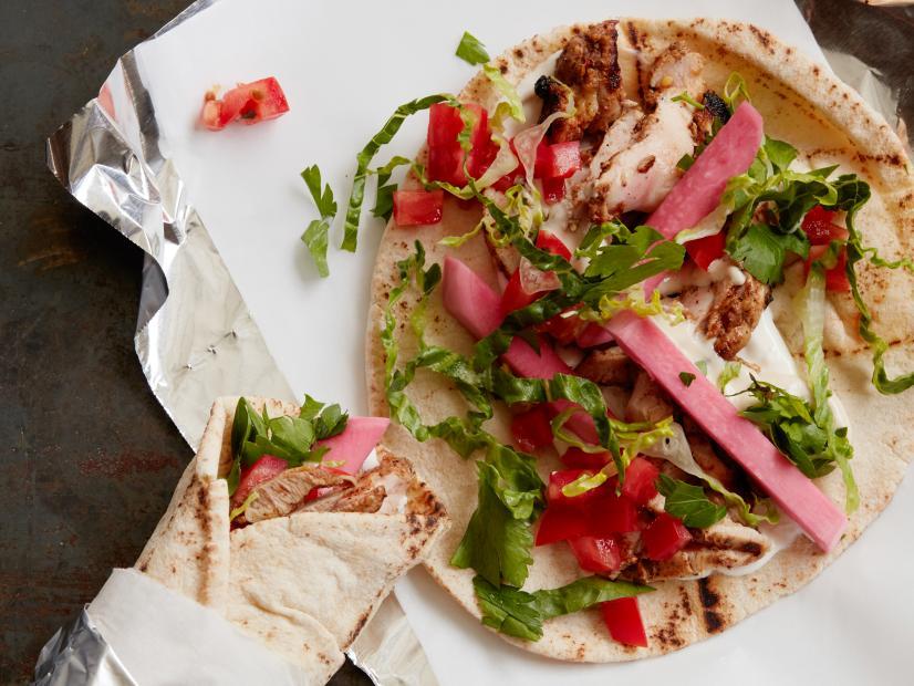 Chicken Shawarma Recipe Food Network Kitchen Food Network