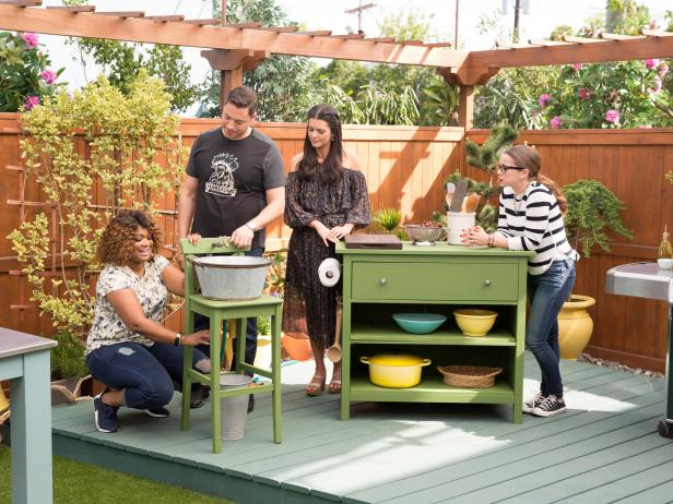 Merveilleux Set Photography From The Production Of Food Networku0027s, The Kitchen,  Episodes 1001 1005 On May 18 20, 2016. Photo By Todd Plitt For BSTV