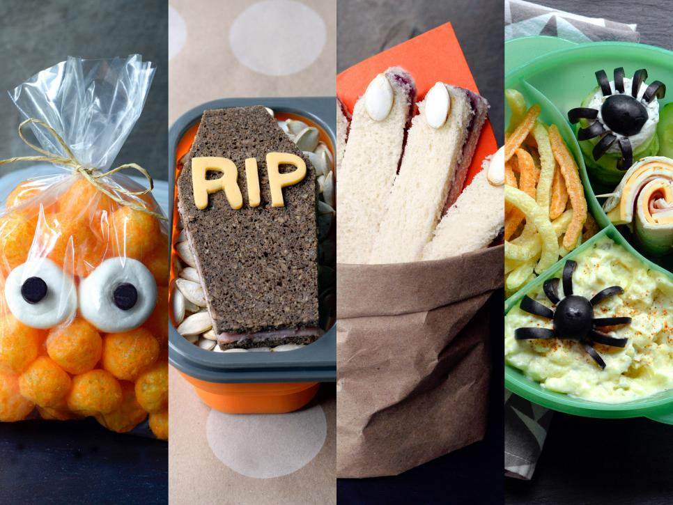Halloween Dinner Party Ideas.10 Cute And Creepy Lunchbox Ideas For Halloween Food