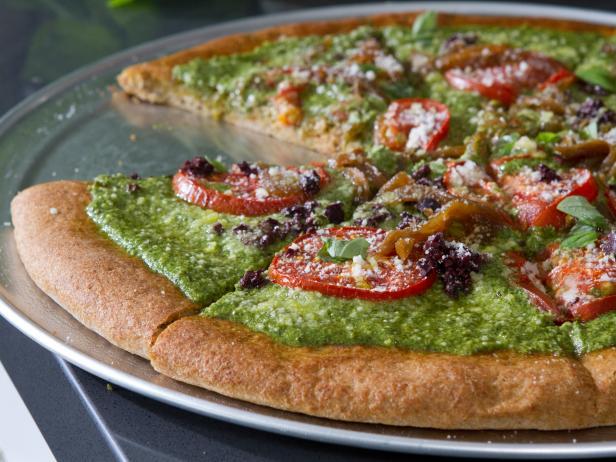 recipe: pesto pizza recipe [2]