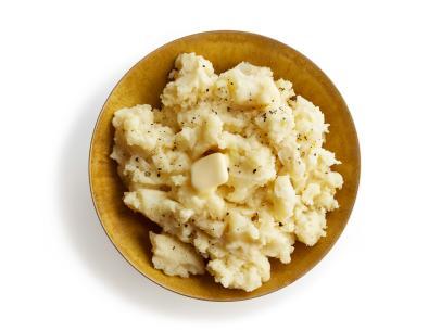 Garlic Herb Mashed Potatoes Food Network