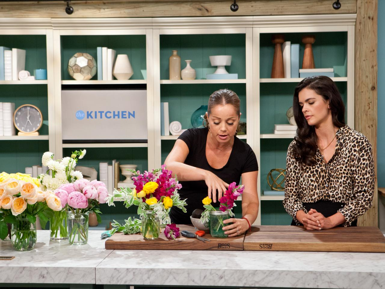 Bloom School | The Kitchen: Food Network | Food Network