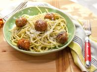 Spaghetti and Tuna Meatballs