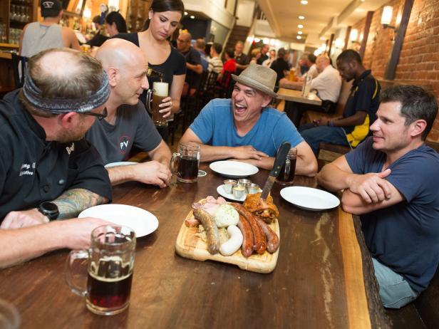 Burgers Brew Que Food Network