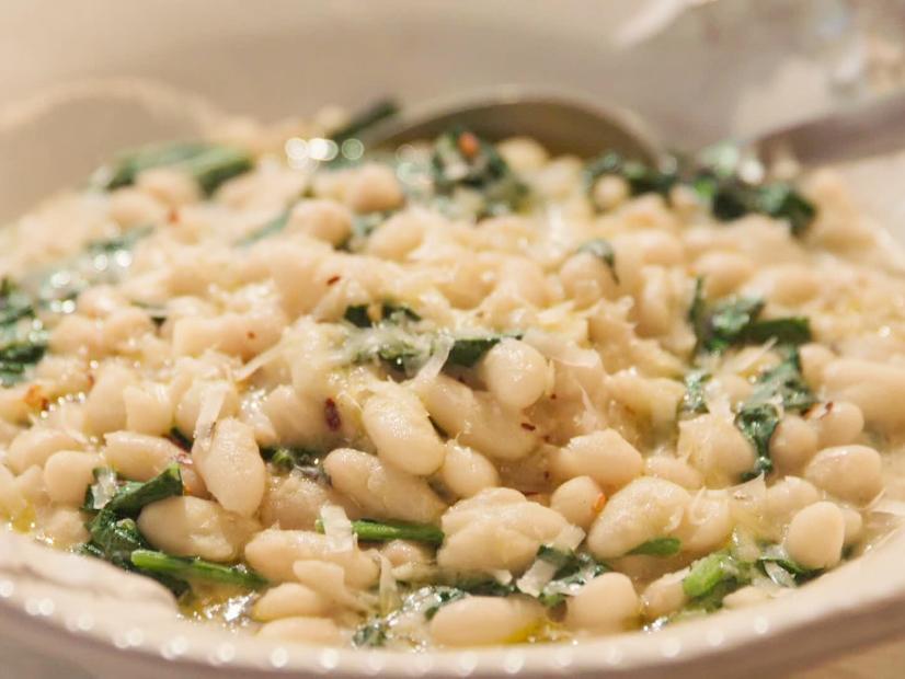 White Beans And Cavolo Nero Recipe Giada De Laurentiis Food Network