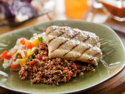 Food Network Grilled Mahi Mahi Tacos