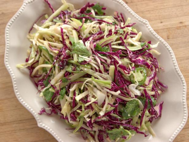 Apple and Celery Slaw