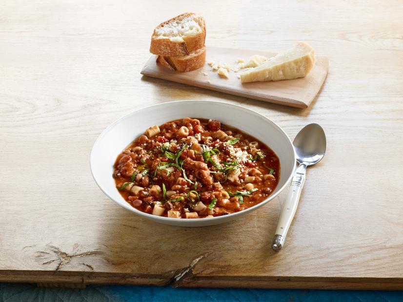 16 Bean Pasta E Fagioli Recipe Ina Garten Food Network