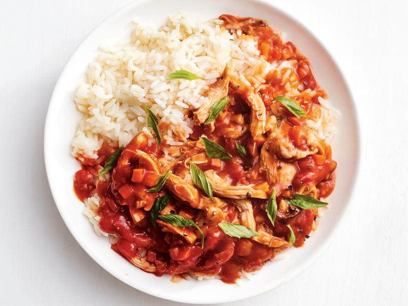 Slow Cooker Chicken Cacciatore Recipe Food Network Kitchen Food