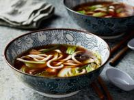 Udon with Chicken and Scallions (Tori Nanba Udon)