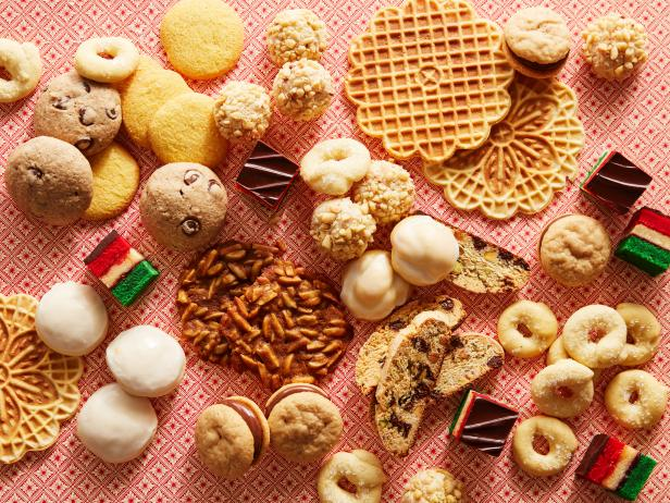The Ultimate Italian Cookie Guide Global Flavors Parties Food Network