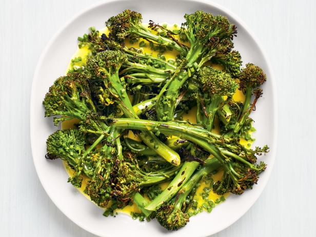 Broccolini with Citrus Butter